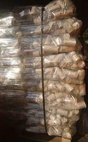 Brykiet drzewny - wałek z drewna mieszanego