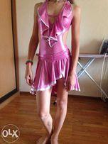 Платье для латины, состояние нового