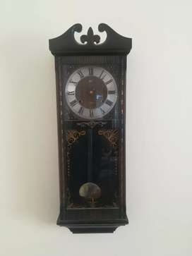 GrandFather Wind Up Wall Clock PE