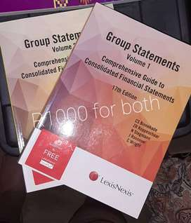 Group Statements Volume 1 and 2