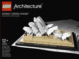 LEGO ARCHITECTURE Opera Sydney - kompletny !