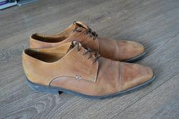 Продам туфли мужские Van Lier размер 7 1/2 41-42 27см.