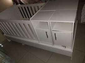 3 in 1 cot
