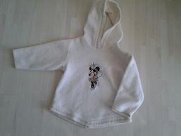 Disney, Minnie mause, Myszka minnie polar+ bluza rozpinana