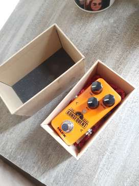 Konsequent  Delay pedal