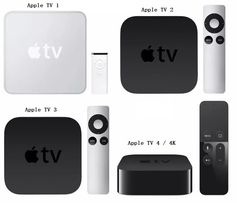 Медиацентр на базе Apple TV 1, 2, 3, 4, 4K (Настройка)
