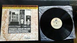 The Legacy of the Blues Sampler - Twelve Great Blues płyta winylowa LP