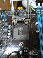 Комплект для апгрейда i3 3240+плата p8h61+4Gb