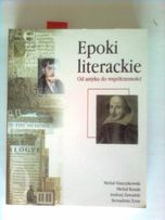 Epoki literackie- Michał Hanczakowski