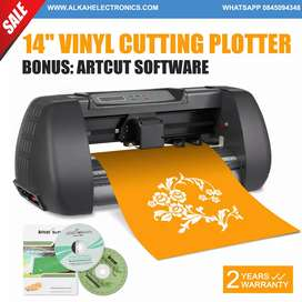 "14"" VINYL CUTTER SIGN CUTTING PLOTTER PLOTTER  375 MM  SUBLIMATION"