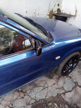 Toyota tazz 1.6 engine,fuel injection.