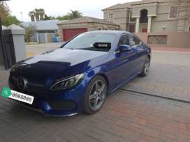 Big Price Reduced Mercedes C220d0d coupe AMG