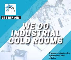 Industrial Cold Rooms absolute bargain