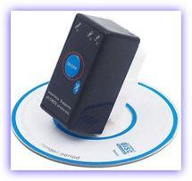 ELM327 OBD2 V 1.5 автосканер с поддержкой Bluetooth. WiFi/PIC18F25K80