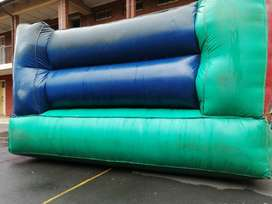 Jumping castle 4x4