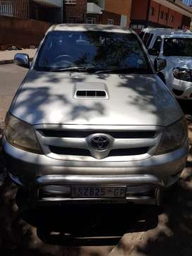 Toyota  Hilux for sale. in a good condition ...
