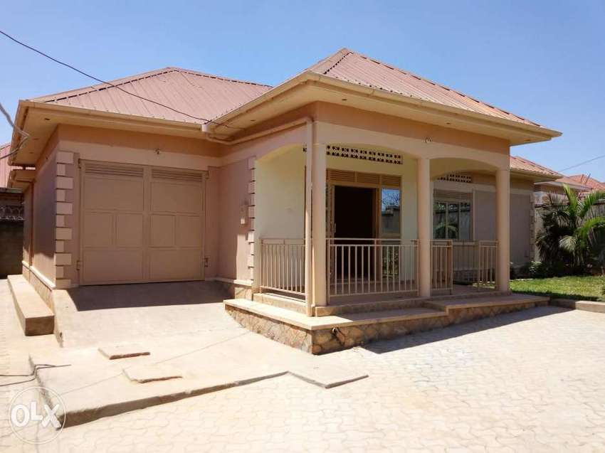 Anew Standalone house for rent at Kira bulindo road 0