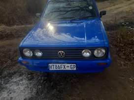 Vw Golf 1 1.4 carburetor R40000 (tlc at the back required)
