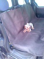 nowa mata ,pokrowiec dla psa i nie tylko na tylne siedzenie auta