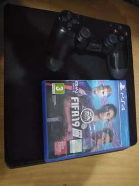 Ps4 pre owned 500 gb