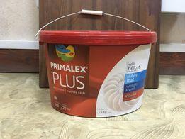 Вапняна фарба Прімалекс Primalex Плюс Полар Стандарт известковая краск