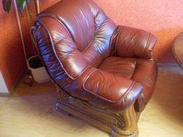 Кожаная мебель 3+1+1 Голландия