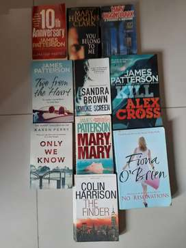 Novels for sale