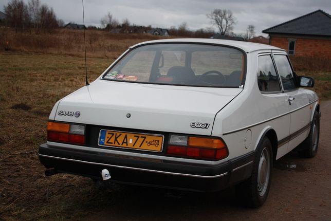 SAAB 900 Clasic 2.0i Sedan Coupe Dziwnów - image 6