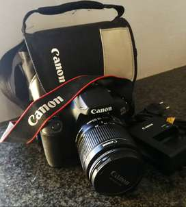 Canon Camera up for grabs