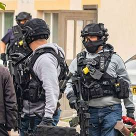 Armed Response Officers