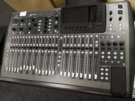 BEHRINGER X32 Digital Mixer fully Automated