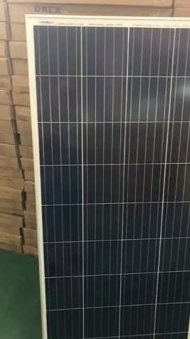 Polycrystaline Solar Panel 330Wats, Best For Indoor and Outdoor use