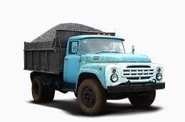 Доставка бетона, щебень, песок, вывоз мусора
