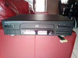 Kenwood component CD player