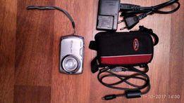 Фотоаппарат Casio +чехол+карта памяти 4 гб