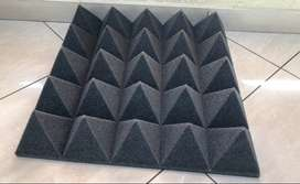 Acoustic Foam Pyramid Shape (100mm Thick)