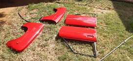 Nissan 1400 doors and venders for sale