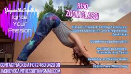 Online Yoga Classes with Qualified Instructor