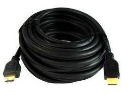 KABEL HDMI FULL HD 10M 3D Złoty Najwyższa jakość Okazja!