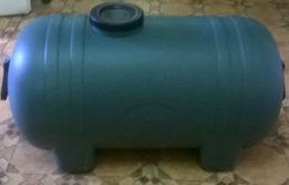 Бочка пластиковая 125 л Ємність пластикова Емкость Бак з пластмаси