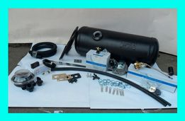 Комплект ГБО 2 c редуктором Tomasetto и индикаторной кнопкой Atiker