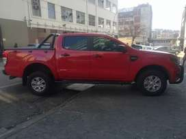 2018 Ford Ranger 2.2 6 Speed