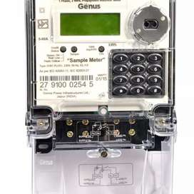 Prepaid Electricity Meters   R750 single phase supply and installed