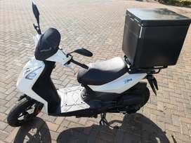 SYM 125 SCOOTER FOR SALE