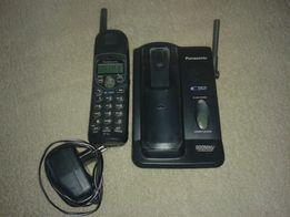 Telefon bezprzewodowy Panasonik kx-tc1484b