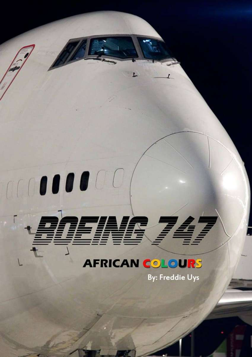 Boeing 747 African Colours 0
