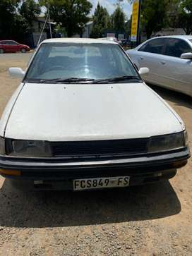 TOYOTA CONQUEST 1.6 -STRIPPING FOR SPARES