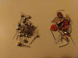 Продам конденсатори, резистори
