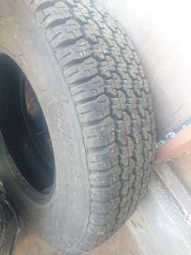 Bakkie Tyres 16 inch by 205 110/108R
