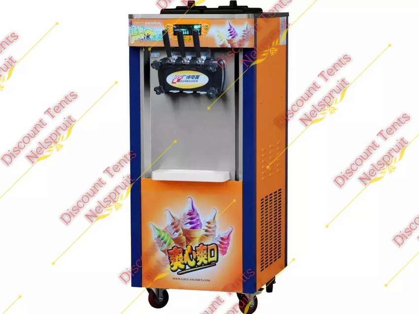 Ice cream machine available in store 0